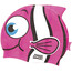 Zoggs Character Silicone Cap Junior Pink